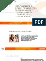 (1) PPT Características del Inventario de Intereses profesionales y ocupacionales CASM 83_.pptx