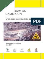 URANIUM Cameroun