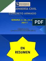 02)CONCRETO ARMADO SEMANA 2-(20-03-17).pdf