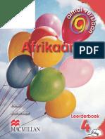 Almal verstaan Afrikaans Huistaal Graad 4 Leerderboek