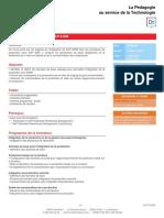 Plan de cours - EWM130 - Production Integration with SAP EWM