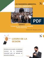 SEMANA 6. EDUCACION AMBIENTAL 2020 1