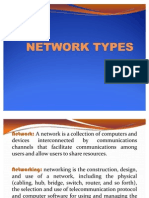 Network Types (Adam)