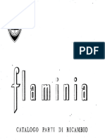 Lancia Flaminia 1960 Workshop Manual