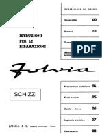 Lancia_Fulvia_1966 Workshop Manual