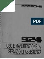 Porsche 924 1977 User Manual.pdf