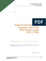 Guide Business Talk IP Alcatel Lucent Enterprise