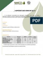 Ficha Técnica_0016 _POTENZA HIPÓIDE SAE 85W140 GL-4