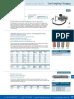 Winder - ATF Sampler - Core Theif Sampler - Non Sparking