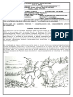 FORMATO TERCER PERIODO 1. GUERRA DE LOS MIL DIAS