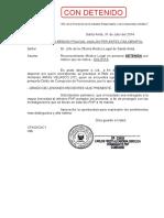 DETENCION DE CHOFER CORRUPCION 31JUL2014