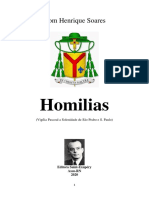 Dom Henrique Soares - Homilias