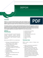 DEPOX Product Description
