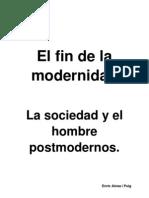 enfin dela modernidad