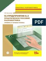Радченко М.Г. 1С- Предприятие 8.3. Практическое пособие разработчика. Примеры и типовые приемы (2013)