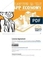Opportunities in the App Economy