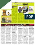 Guaico, Caricaturist A Colombiano - Siglo 21 No. 557 - Enero 6 Al 12 de 2011