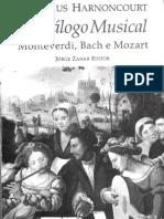 O Diálogo Musical - Nikolaus Harnoncourt