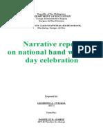 Narrative-Handwashing