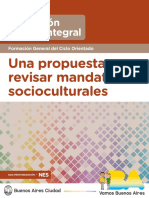 Una propuesta para revisar mandatos socioculturales  Docentes