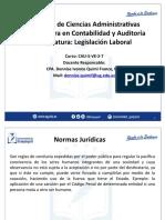 Clasificación general del derecho DIQF