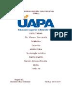 Tarea 7 de sociologia juridica -Tonito