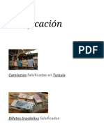 Falsificación - Wikipedia