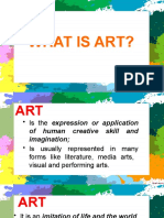 Intro to Art