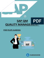 TREINAMENTO SAP QM - QUALITY MANAGEMENT