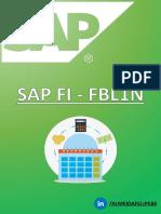 SAP FBL1N - TREINAMENTO