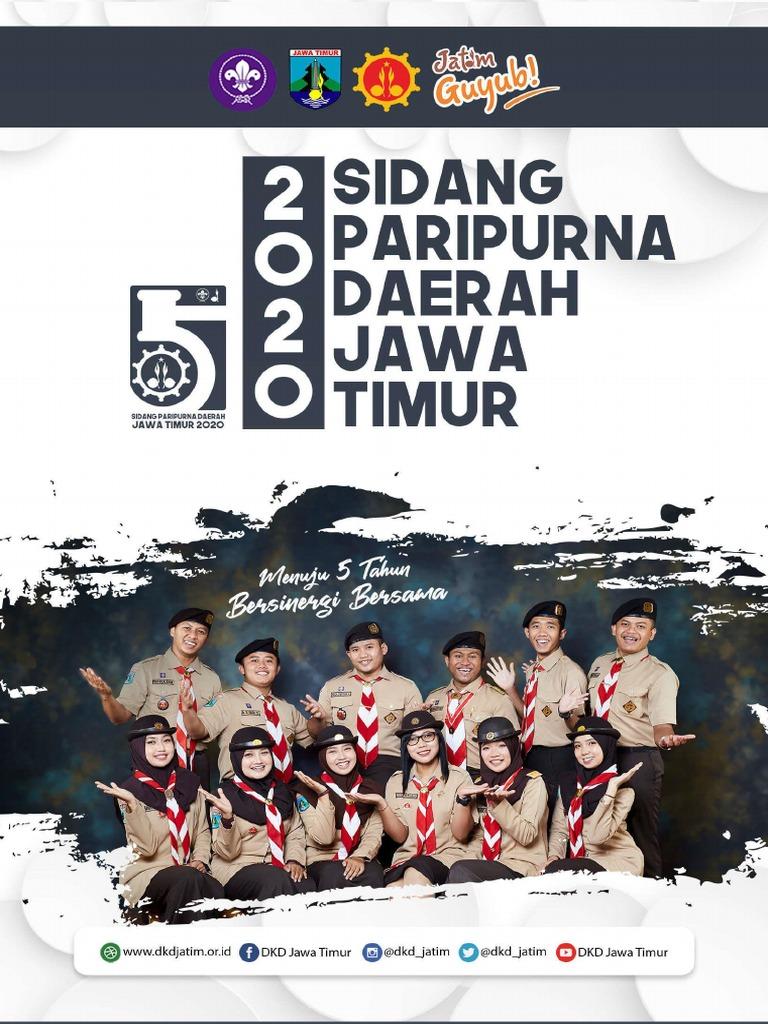 Bahan Sidang Paripurna Daerah Jawa Timur 2020 1