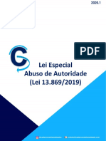 ABUSO DE AUTORIDADE 2020.1(45P)