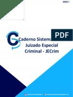 CS - LEGISLAÃ_Ã_O PENAL ESPECIAL - JECRIM 2020.1