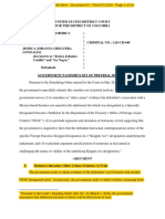 Jessica Osegura Evidence and Preclusions