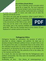 BIGMBB Theories of the Ethics