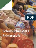 Schulbuchverzeichnis Primar 2011