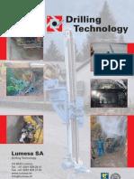 Catalog Lumesa SA Englisch 2003