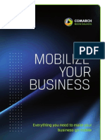Leaflet - Comarch Mobile Solutions