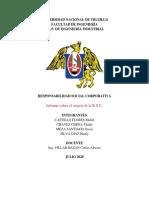 RSC Grupo 4 - Tarea 2 - Origen de La RSC