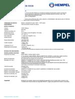 PDS Hempel's Polygloss 55530 es-ES