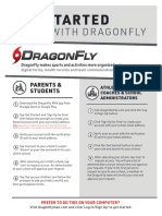 dragonfly max signup handout