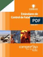 1 - Estandares Control de Fatalidades (ECF) Codelco