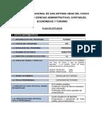 Plan de estudios de Turismo.pdf