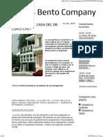 Arte y Arquitectura - www.c-bentocompany.es