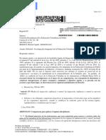 COMISION DISCIPLINARIA FCF