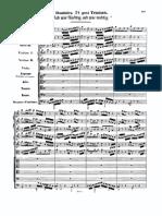 J. S. Bach Cantata BWV 26