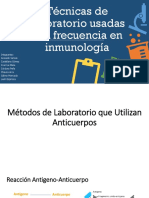 Técnicas de laboratorio usadas con frecuencia en inmunología ..pdf