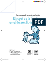 6  El papel de la familia en el desarrollo infantil