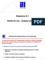 Séquence 6.1 Etude de cas  analyse planning.ppt
