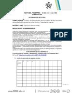 Diagnóstico Producir Documentos